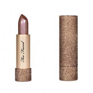 Too Faced Metallic Sparkle Lipstick 💄